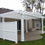 Vinyl By Design Pergolas