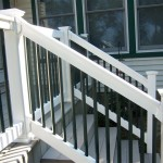 Vinyl By Design Railing